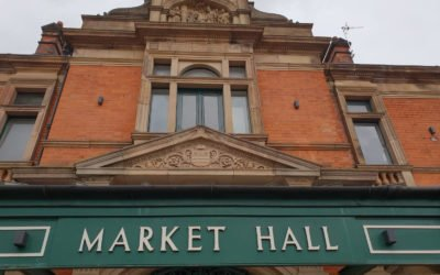 Burton Market Hall History