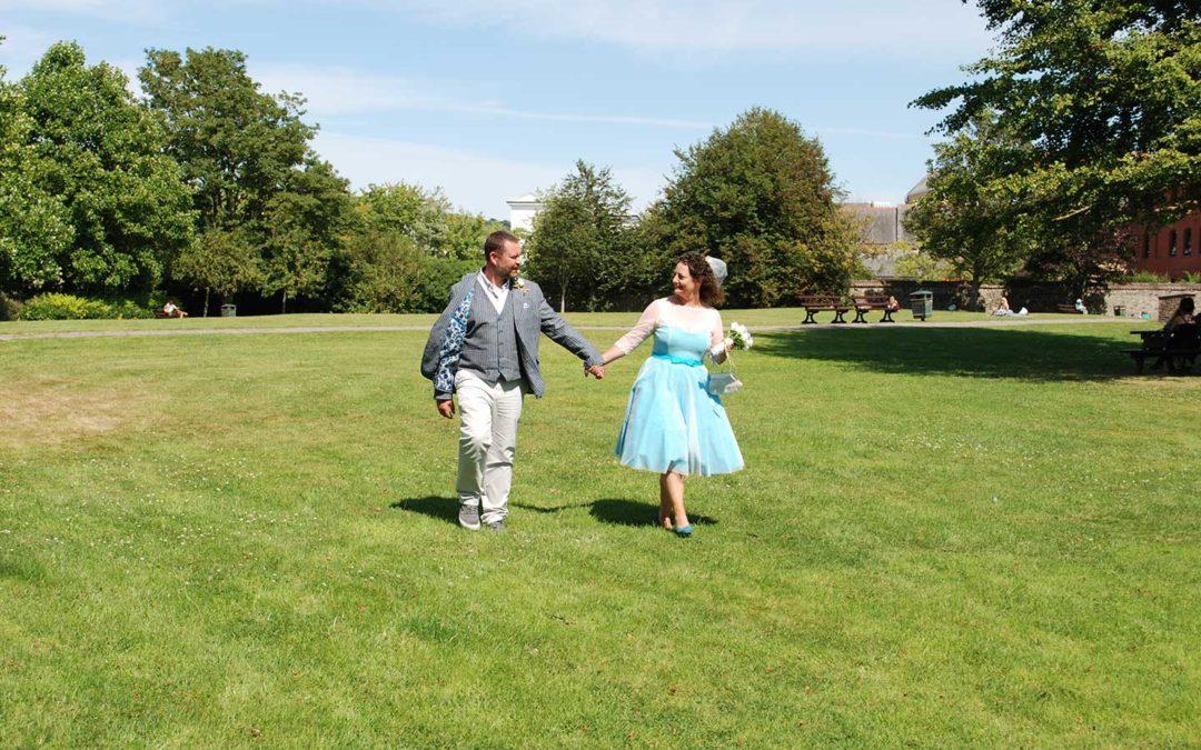 A Marriage Made in Devon