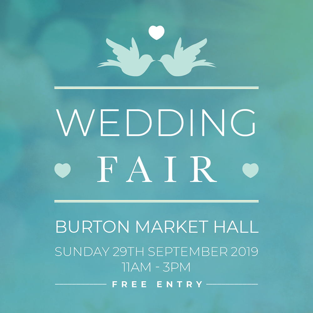 Autumn 2019 – Burton Wedding Fair