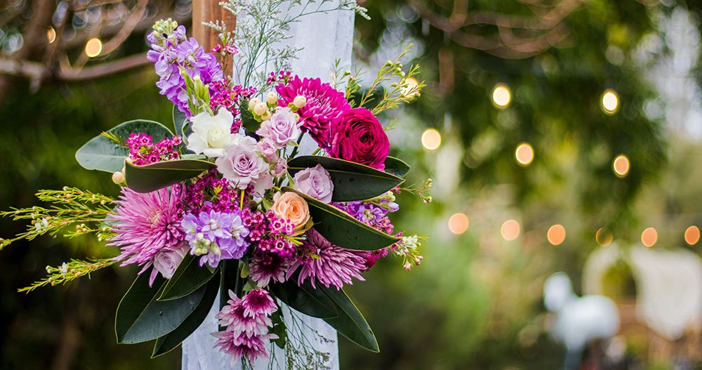 Bridal Bouquets and Wedding Flowers